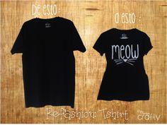 Refashion: Tshirt