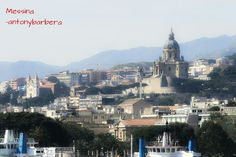 Messina - Italy (Cristorè view)