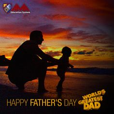 Any man can be a father, but it takes someone special to be a Dad #FathersDay #LoveYouPA
