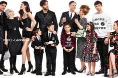 Dolce & Gabbana campaña Otoño-Invierno 2015/2016 (1/10)