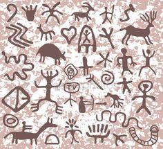 Resultado de imagem para pinturas rupestres