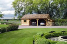 Radnor Oak Buildings built by Cheshire Oak Structures.