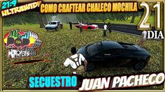 POP LIFE 4 Arma 3 #21 SECUESTRO Y COMO CRAFTEAR CHALECO MOCHILA Gameplay...