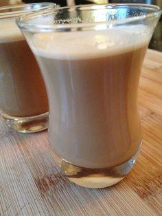 Boozey Espresso!  SHotsNew Years Eve Dinner Menu - New Years Eve Drinks http://theculinaryexchange.net/blog/simple-new-years-eve-dinner-menu/