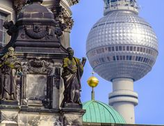 Old and new in Berlin by Fil.ippo via Flickr
