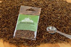 Entomo Farms - buy barbecue mealworms here- eat bugs, eat insects, eat mealworms http://entomofarms.com/product/bbq-mealworms/