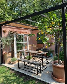 Pergola, Outdoor Structures, Gardening, Patio, Floral, Outdoor Decor, Home Decor, Italy, Decoration Home