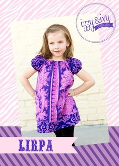 Colorful tunic in Cecilia and Natasha from Sis Boom's Crazy love fabric line. Free Spirit Fabrics, Crazy Love, Something New, Exciting News, Pdf Patterns, Ivy, Revolution, Cute Outfits, Tunic