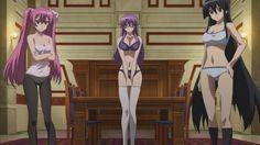 (Episode - Kill the Empty Dream - The Otaku Author Anime Sexy, Akame Ga Kill Sheele, Anime Lingerie, Anime Episodes, Chica Anime Manga, Red Eyes, Cute Creatures, Episode 5, Cute Anime Character