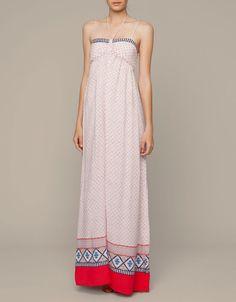 Sweetheart neckline dress - Dresses - Turkey