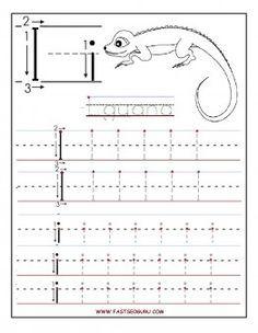 Printable letter k tracing worksheets for preschool learning free printable letter i tracing worksheets for preschool learning upper and lowercase letters worksheets for kids letter i for lguana ibookread Download