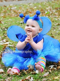 Baby Butterfly (cute Halloween costume)