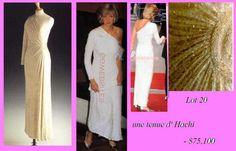 Princess Diana's Gown - Lot 20