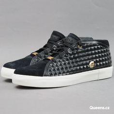 Nike Lebron XIII Lifestyle black   metallic gold - sail za 3 000 Kč   Kotníkové b611caa211