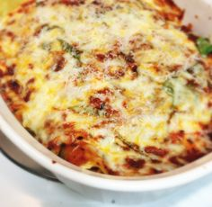 His and Her's Classic/Vegetarian Lasagna #Recipe