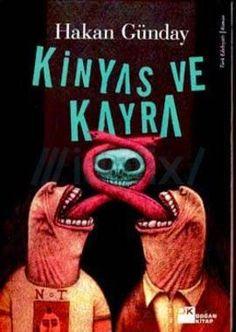 """Hakan Günday """" Kinyas ve Kayra """" ePub ebook PDF ekitap indir - e-Babil Kütüphanesi"""