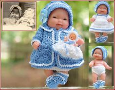 Donna Raye and her Doll