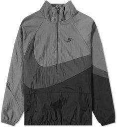 410c21359f0 Nike NSW Swoosh Woven Half Zip Jacket