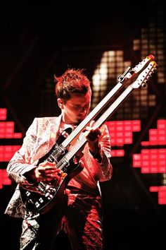 Matt Bellamy_01 July 2010 — Rock Werchter, Werchter, Belgium