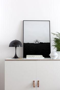 Panthella mini from Louis Poulsen - via Coco Lapine Design