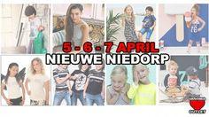 Kinderkleding outlet -- Nieuwe Niedorp -- 05/04-07/04