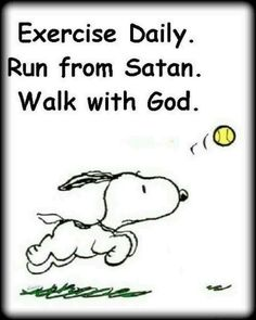 Daily Note to always walk with God!!!!
