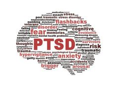 """""""Today is National PTSD Awareness Day, a day dedicated to creating awareness regarding Post Traumatic Stress Disorder. Not all wounds are visible. We recognize the effects post-traumatic stress has on the lives of those affected by it Generalized Anxiety Disorder, Stress Disorders, Mental Disorders, Traumatic Brain Injury, Post Traumatic, Vietnam, Feelings Chart, Ptsd Quotes, Ptsd Symptoms"""