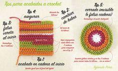 Tips crochet amigurumi Knit Crochet, Crochet Hats, African Flowers, Fiber Art, Helpful Hints, Free Pattern, Crochet Earrings, Crafty, Stitch