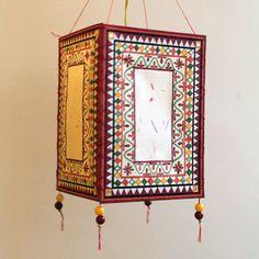 Laakhi paper lantern ..
