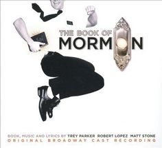 Original Broadway Cast - The Book of Mormon (Original Broadway Cast) (CD)