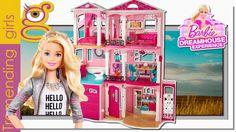 Barbie Dreamhouse 2015 Nueva Casa de los Sueños de tres Pisos - juguete...