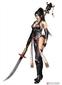 Momiji -  Ninja Gaiden 3 : Razor's Edge