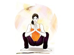 Mit Hormon-Yoga bleiben Sie jung und fit. Wir haben für Sie vier zweiteilige Übungen, die die Eierstöcke stimulieren.