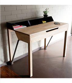 Escritorio R1 Office Desk, Furniture, Home Decor, Desktop, Homemade Home Decor, Desk Office, Desk, Home Furnishings, Interior Design