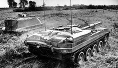 Strv 103A and Pbv302