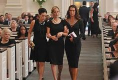 black funeral outfit - Google Search