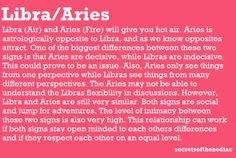 libra aries love match