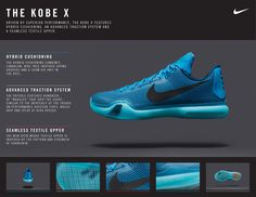 Nike News - Sophisticated Simplicity: Unveiling the KOBE X, Kobe Bryant's tenth signature shoe