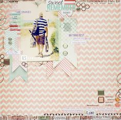 I {lowe} SCRAP :: 'Summer Dreamer' :: by Ibisek