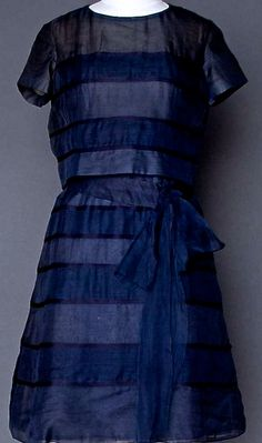 Dior Cocktail Dress, 1961