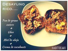 desayuno rico =)