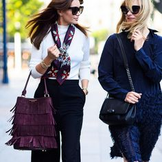 The Hottest Handbag Colors To Invest In This Fall