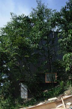 house on the mountainside, Hyogo, Japan, Keiichi Hayashi Architect
