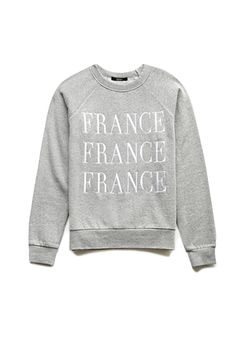 France Graphic Pullover | FOREVER 21 - 2000100921
