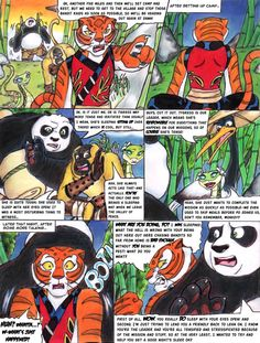 20 Best Kung Fu Panda Images Kung Fu Panda Po Tigress Blue Prints