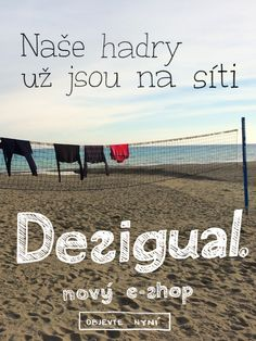 14. den #vyzva, plakát na Desiqual