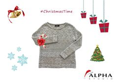 -29 days to Christmas, so get ready with #AlphaStudio!!   #christmas #countdown #day #fw15 #outfitoftheday #outfit #glamour #style #stylish #gift #christmasgift #womenswear #womenstyle #womenfashion #fashion #Florence #idea #christmas2015 #knitwear