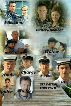 Sea Patrol, Favorite Tv Shows, Movies And Tv Shows, Films, Entertainment, Celebrities, Music, Movie Posters, Blue