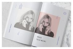 Marais Guidelines & Brand Sheet - Brochures
