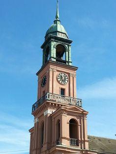 Kirche in Friedrichstadt